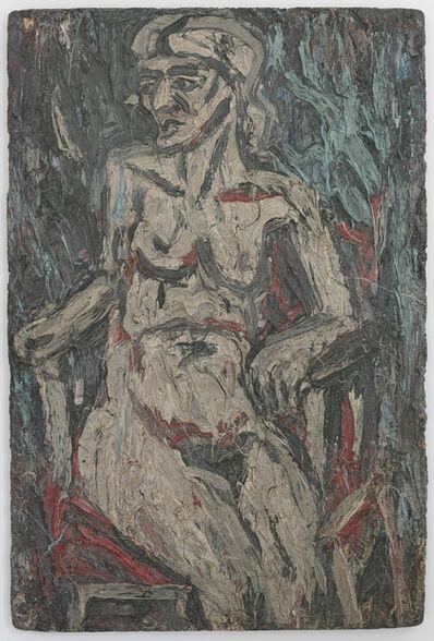 Leon Kossoff, 'Fidelma, No.2', 1981