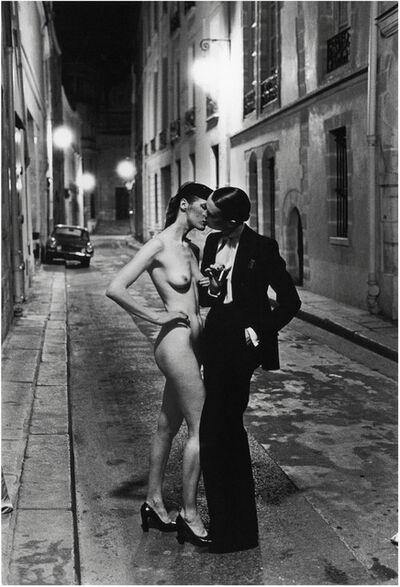 Helmut Newton, 'Rue Abriot 3, Paris 1975', 1975