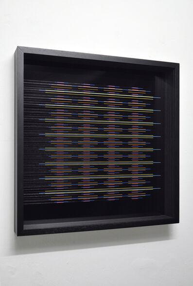 Paolo Cavinato, 'Iridescence 12 (blanket)  60x60 ', 2019