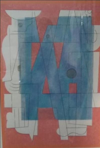 Carlos Merida, 'Sin título', ca. 1970