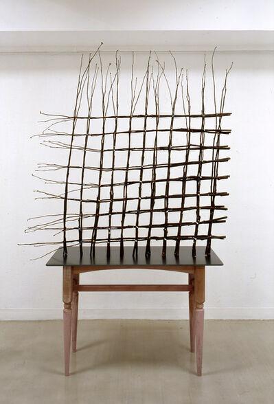 Susumu Koshimizu, '作業台ークロモジ Work Bench - Spicebush', 2010