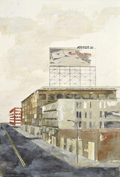 Nieves Salzmann, 'New York IV Brun', 2014