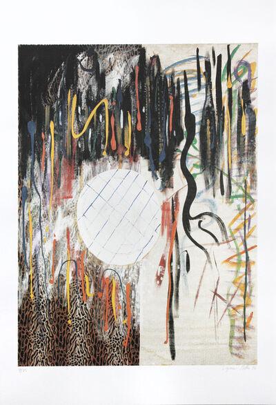 Sigmar Polke, 'Reiher mit Sonnenuntergang', 1996