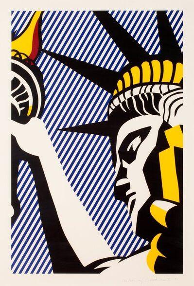 Roy Lichtenstein, 'I Love Liberty (C. 192)', 1982