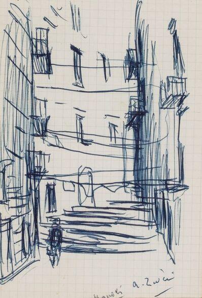 Alberto Ziveri, '12 drawings'