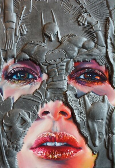Sandra Chevrier, 'The Cage between Freedom and Captivity ​(Pewter)', 2019