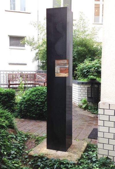 Madeleine Dietz, 'column house Martinsplatz 1', 2015