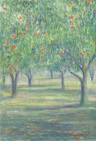 Jim Schantz, 'Orange Grove, Kibbutz Haogen'