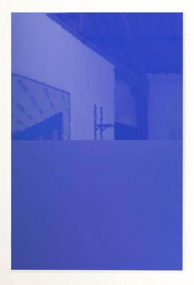 Stijn Cole, 'blue/blue', 2019
