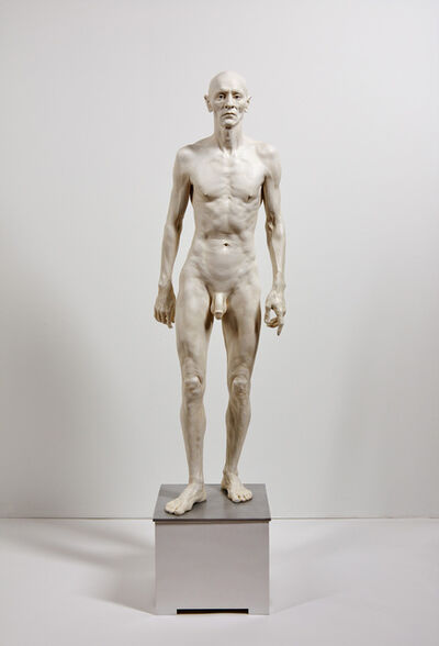 Evan Penny, 'White Murray', 1995
