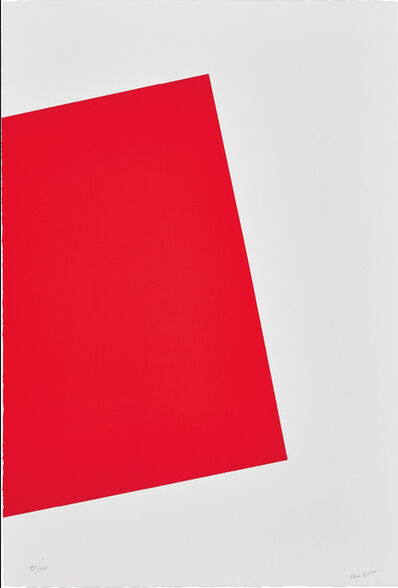 Carmen Herrera, 'Untitled (NRW)', 2017