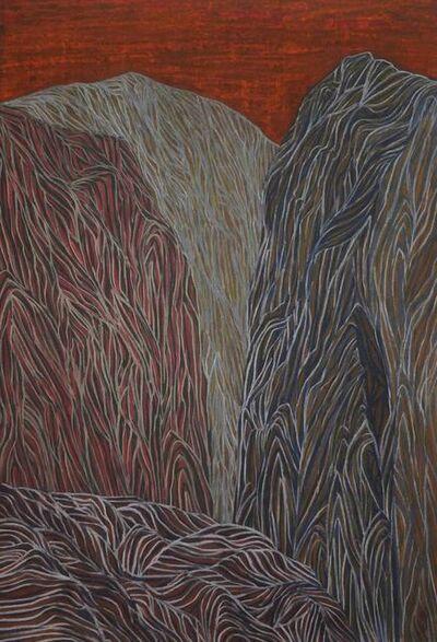 Wu Hsichi, 'Silent Landscape-17', 2015