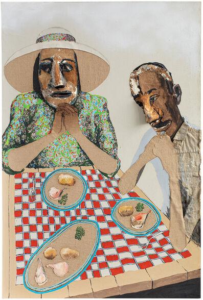 Benny Andrews, 'Thanks', 1977