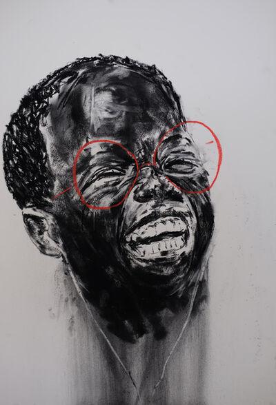 Nelson Makamo, 'See no evil, hear no evil, speak no evil No: 3', 2017