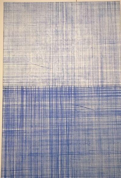 Nora Pauwels, 'Tabby - Cobalt Blue', 2019