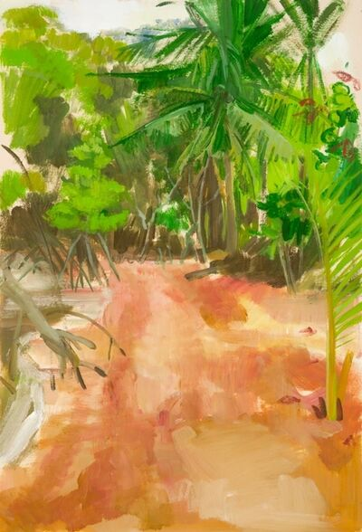 Yvette Kießling, 'Kho Chang, Natural Beach', 2019