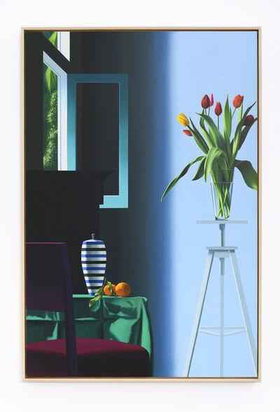 Bruce Cohen, 'Flowers on Tripod', 2019