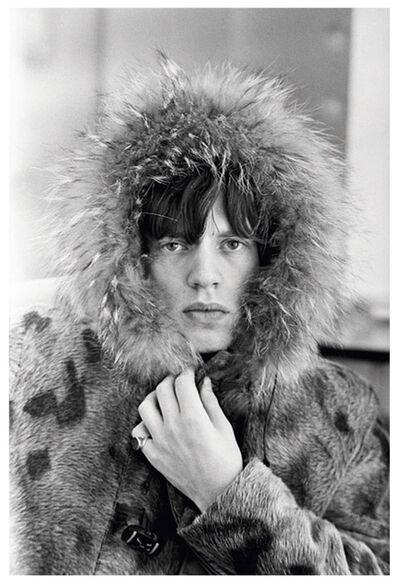 Terry O'Neill, 'Mick Jagger, Parka', 1968