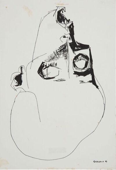 Oswaldo Guayasamín, 'Untitled', 1963