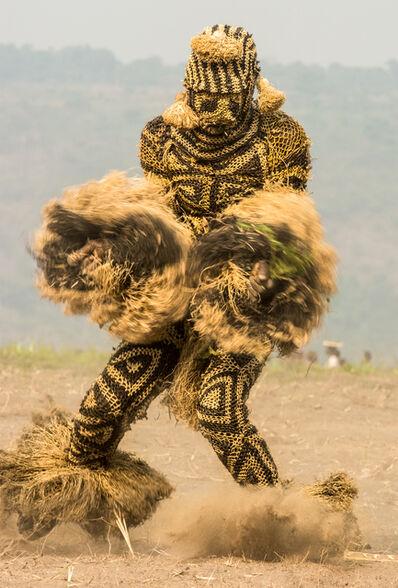 Carol Beckwith and Angela Fisher, 'Pende Muthatho Mask, DR Congo', 2014