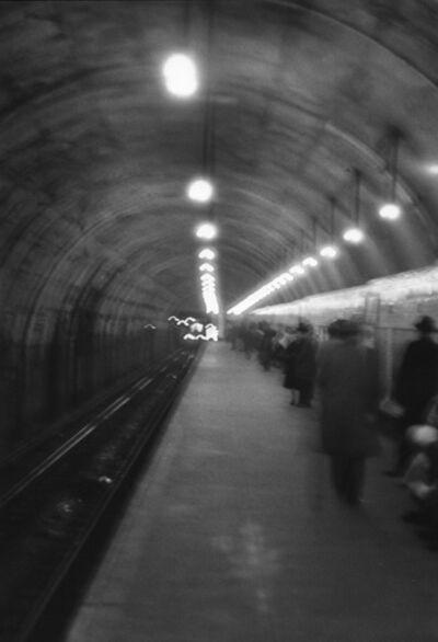 David Vestal, '5th Avenue Station, I.N.D. Subway, New York', 1958