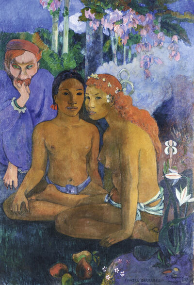 Paul Gauguin, 'Contes Barbares (Primitive Tales)', 1902