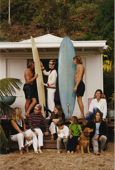 Slim Aarons, 'Laguna Beach', 1970