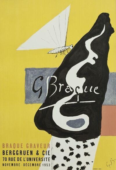 Georges Braque, 'Galerie Berggruen.', 1953