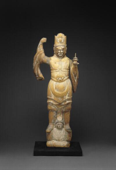 'Tobatsu Bishamonten (Vaisravana)', Late 10th century