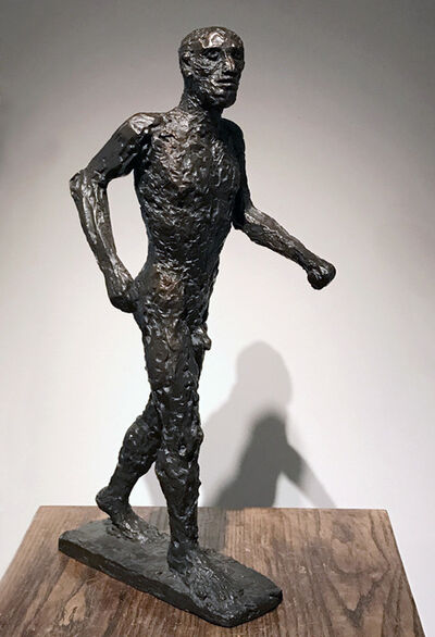Elisabeth Frink, 'Walking Man', 1989