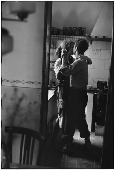 Elliott Erwitt, '2. Spain. Valencia. (Dancing couple)', 1952