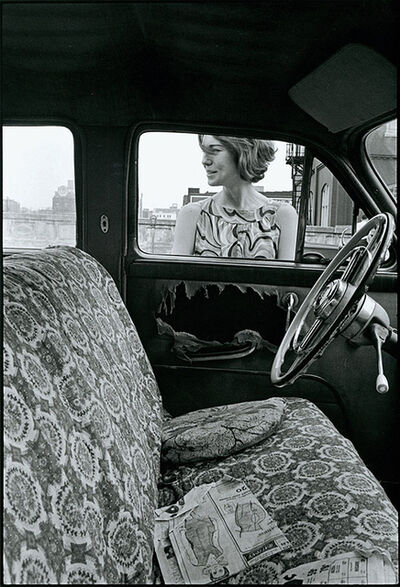 Danny Lyon, 'Leslie, Downtown Knoxville', 1967
