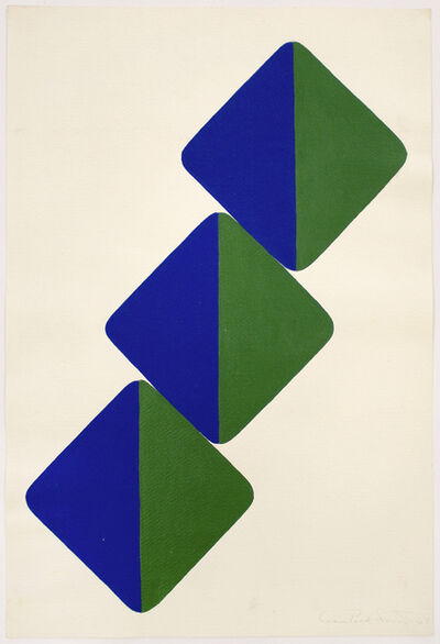 Leon Polk Smith, 'Untitled ', 1967