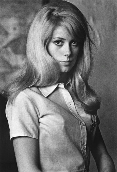 Eric Swayne, 'Catherine Deneuve on the Set of 'Repulsion'', 1964