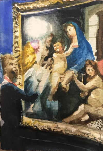 Lois Renner, 'Museum (Raffaelois)', 2018