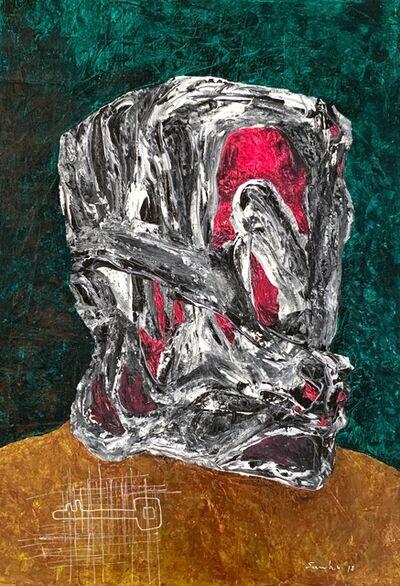 Sambou Diouf, 'No title ', 2018