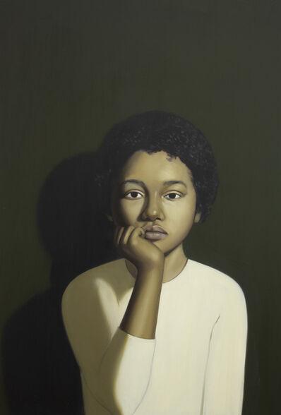 Anna Weyant, 'Jacqui Sitting ', 2019