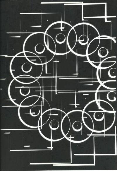 Nicolas Schoffer, 'Série Univers Tramé (Varetra Diversicateur Optique) Nr.3 ', 1974