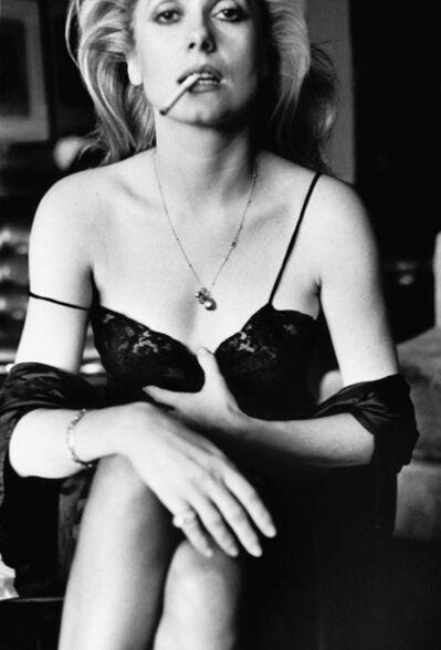 Helmut Newton, 'Catherine Deneuve', 1976