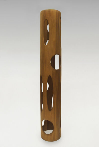Ralph Dorazio, 'Tall Cylinder with Cutouts', ca. 1970