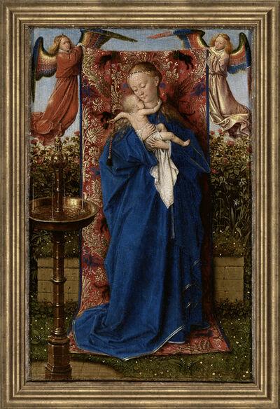 Jan van Eyck, 'St Barbara', (Date unknown)