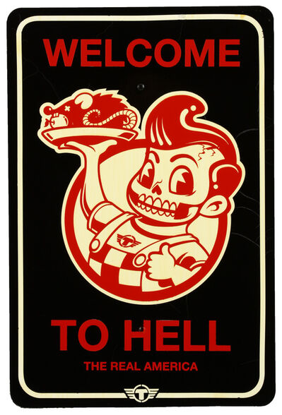 TrustoCorp, 'Welcome To Hell', 2012
