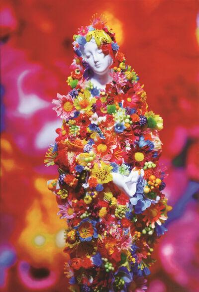 Tetsutaro Kamatani, '「M」Flower From', 2010