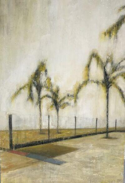 "Nicolas Canu, '""Palmiers""', 2018"