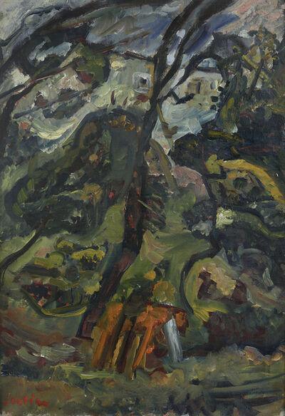 Chaim Soutine, 'Paysage du Midi', ca. 1919