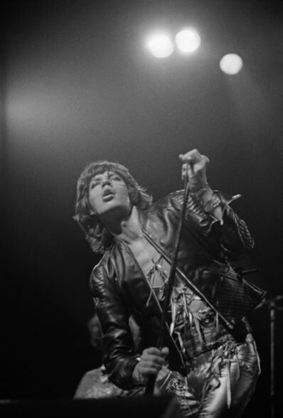 Michael Putland, 'Mick Jagger', 1973
