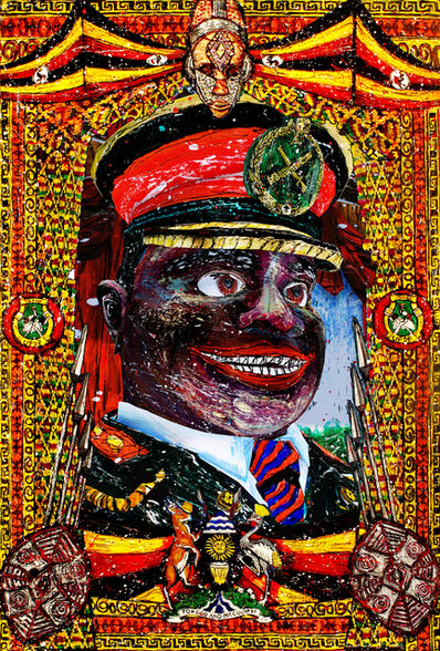 Federico Solmi, 'The Almighty of Africa - Idi Amin', 2016