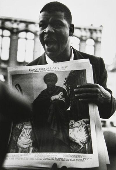 Gordon Parks, 'Soapbox Orator, Harlem, New York', 1952