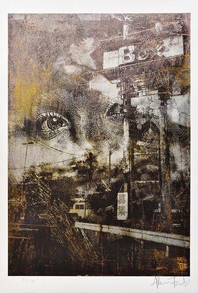 Vhils, 'Glimpse', 2015