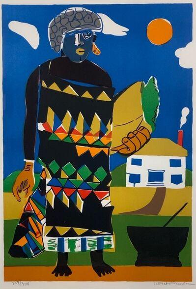 Romare Bearden, 'Pilate (Misty Island)', 1979